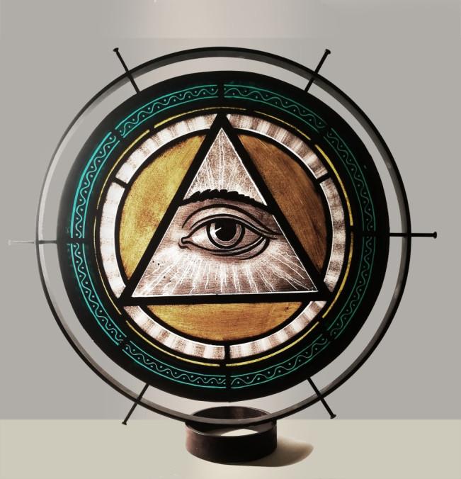 Ochiul providenței - Cristian Olteanu