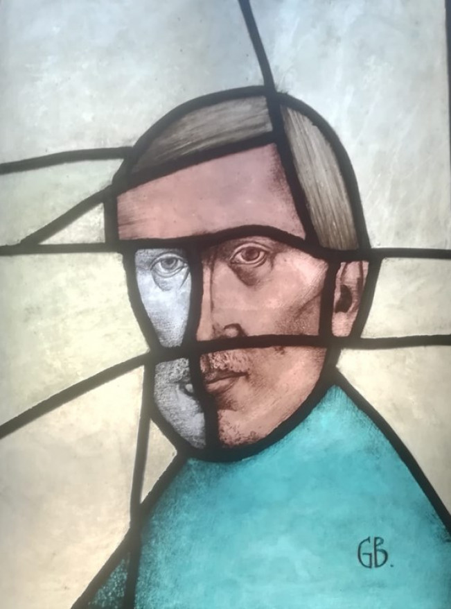 Oglinda spartă - Gheorghe Butnaru