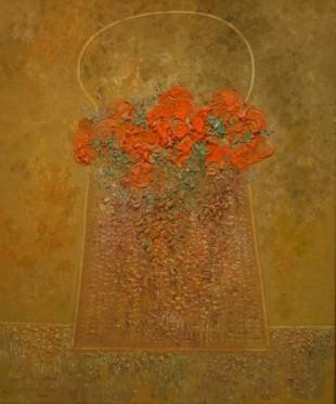 Coşul cu flori