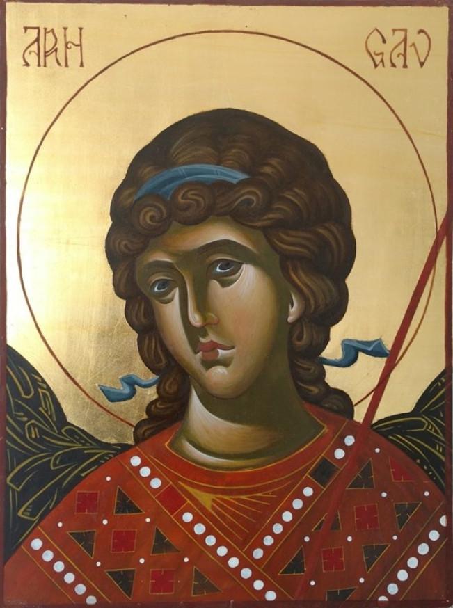 Sf. Arh. Gavriil - Karina Herinean