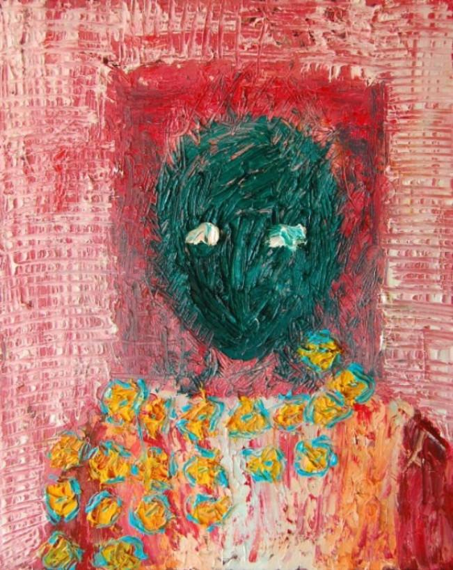 Portret - Claudia Ion