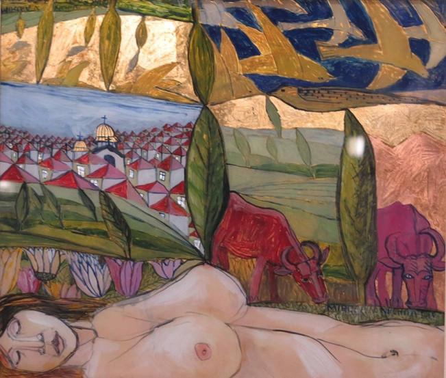 Nud în peisaj - Mircea Nechita